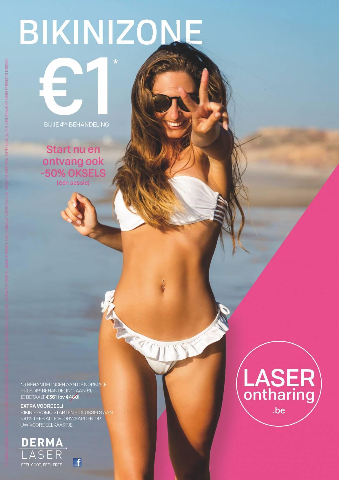 Definitieve ontharing / laser